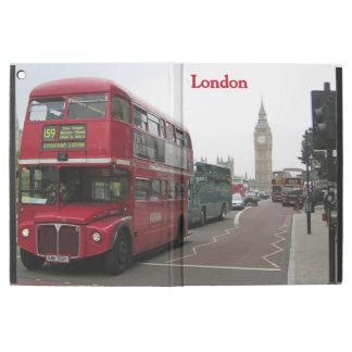 London Double-decker Bus iPad Pro Case