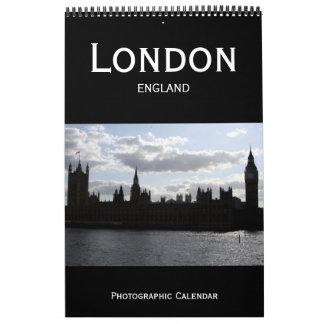 london england calendar