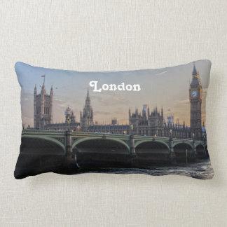 London England City scene Lumbar Pillow