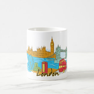 London England Coffee Mug