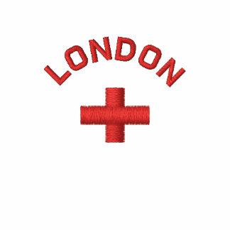 London - England Embroidered Polo Shirts