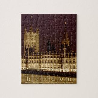 London, England Jigsaw Puzzle