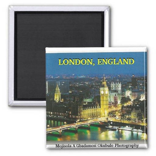 LONDON, ENGLAND MAGNET BY MOJISOLA A GBADAMOSI OKU