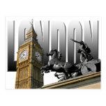 London - England Postcard