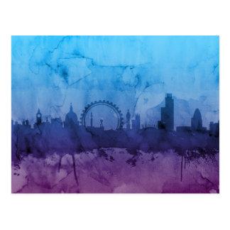 London England Skyline Postcards