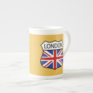 London, England. Tea Cup