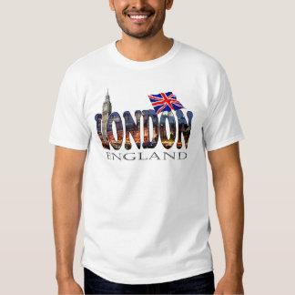 London England T Shirt