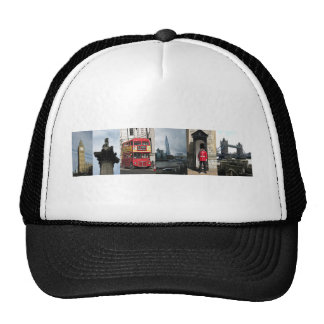 London England tourist sights Trucker Hat