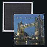 "London England Travel Photo Souvenir Fridge Magnet<br><div class=""desc"">London England Travel Souvenir Fridge Magnet</div>"