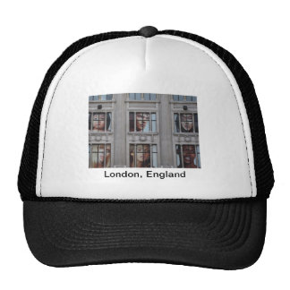London England Trucker Hat