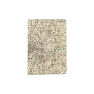 London environments passport holder