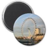 London Eye 2 Inch Round Magnet