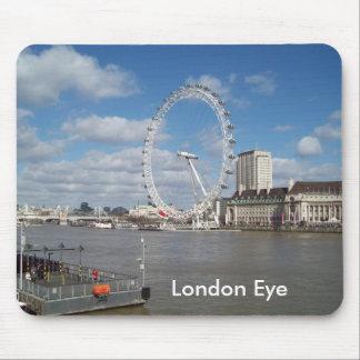 London_Eye Alfombrillas De Raton