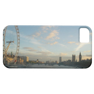 London Eye and Parliament iPhone SE/5/5s Case