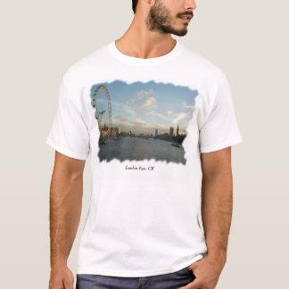 London Eye and Parliament T-Shirt