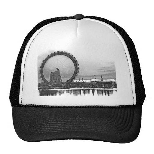 London Eye Art Trucker Hat