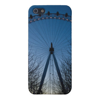 London Eye at Twilight Cover For iPhone SE/5/5s