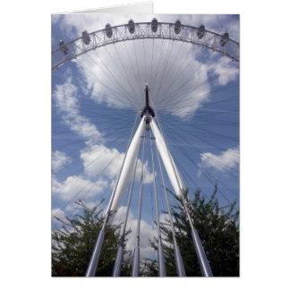 london eye base card