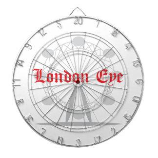 London Eye Dart Board