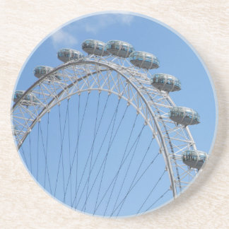 London eye ferris wheel beverage coasters