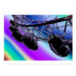 London Eye Ferris wheel Post Cards