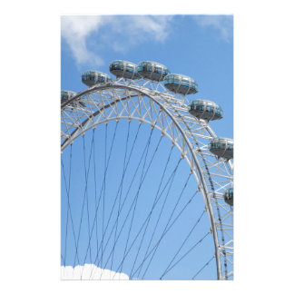 London eye ferris wheel stationery