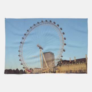 London Eye Hand Towels