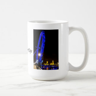 London Eye night view Coffee Mug