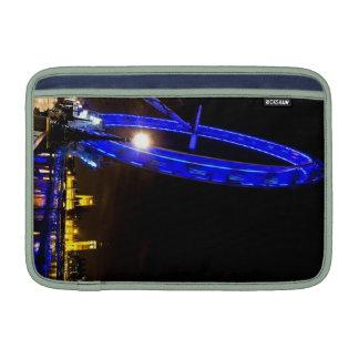 London Eye night view MacBook Air Sleeves