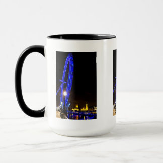 London Eye night view Mug