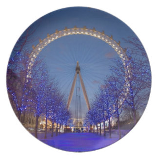 London Eye, Plate Collection