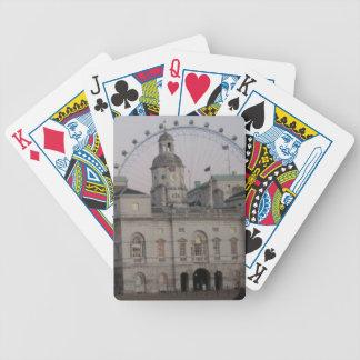 London Eye playing cards