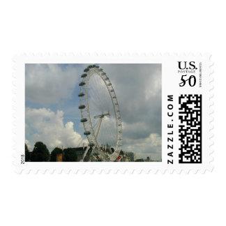 London Eye Postage