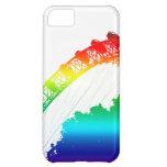 London Eye Rainbow Case For iPhone 5C