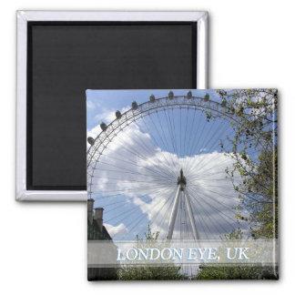 London Eye (UK) Holiday Souvenir Magnet