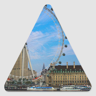 London Eye United Kingdom Sticker