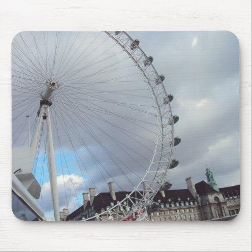 London Eye Up Close Mouse Pad