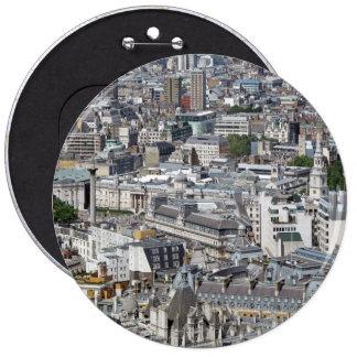 London Eye View Pin