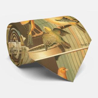 London Fancy Canaries Tie