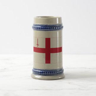 London Flag Coffee Mug
