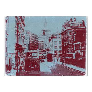 London Fleet Street Card