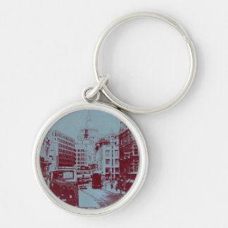 London Fleet Street Keychain