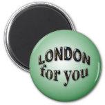London for You Fridge Magnets