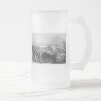 London from Greenwich Park 1840 Coffee Mug