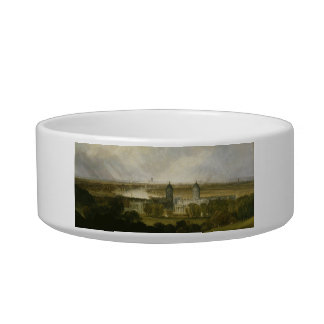 London from Greenwich Park by J M W Turner 1809 Bowl
