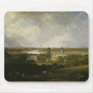 London from Greenwich Park by J M W Turner 1809 Mouse Pad