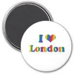 LONDON GAY PRIDE FRIDGE MAGNETS