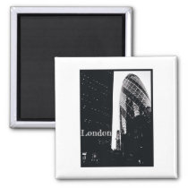 London Gherkin Magnet