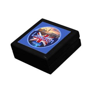LONDON JEWELRY BOX