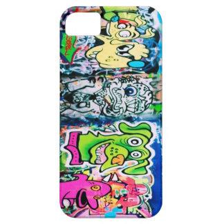 London Grafitti iPhone 5 Case